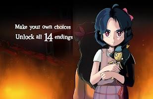 Screenshot 4: 연극 14 -  공포 퍼즐 룸 탈출 원본 이야기 게임