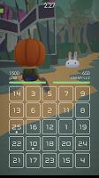 Screenshot 1: HalloweenSpeedTouchBattle
