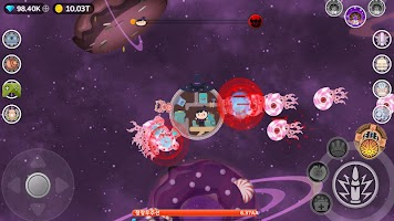 Screenshot 3: Baby Hero: Shooting Defense