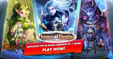 Screenshot 1: Throne of Destiny