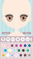 Screenshot 1: 喜歡可愛的眼睛