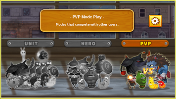 Screenshot 1: Larva Heroes2: Battle PVP