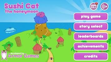 Screenshot 3: Sushi Cat