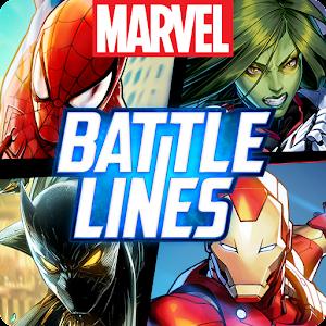 Icon: MARVEL BATTLE LINES