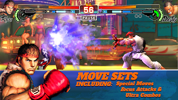 Screenshot 2: Street Fighter IV Champion Edition