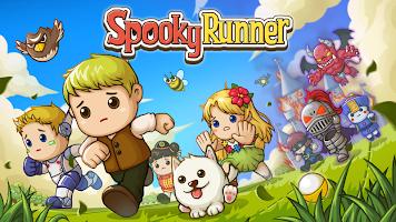 Screenshot 1: Spooky Runner