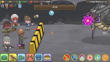 Screenshot 2: 蟲蟲入侵