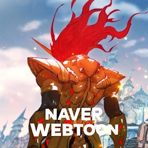 Icon: 熱練戰士 with NAVER WEBTOON